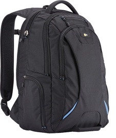"Case Logic BEBP115K Backpack For Notebooks/Tablets 15.6"" Black"