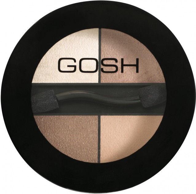 Gosh Quattro Eye Shadow 3g Q22