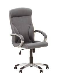 Офисный стул Nowy Styl Riga Comfort Eco-70, серый
