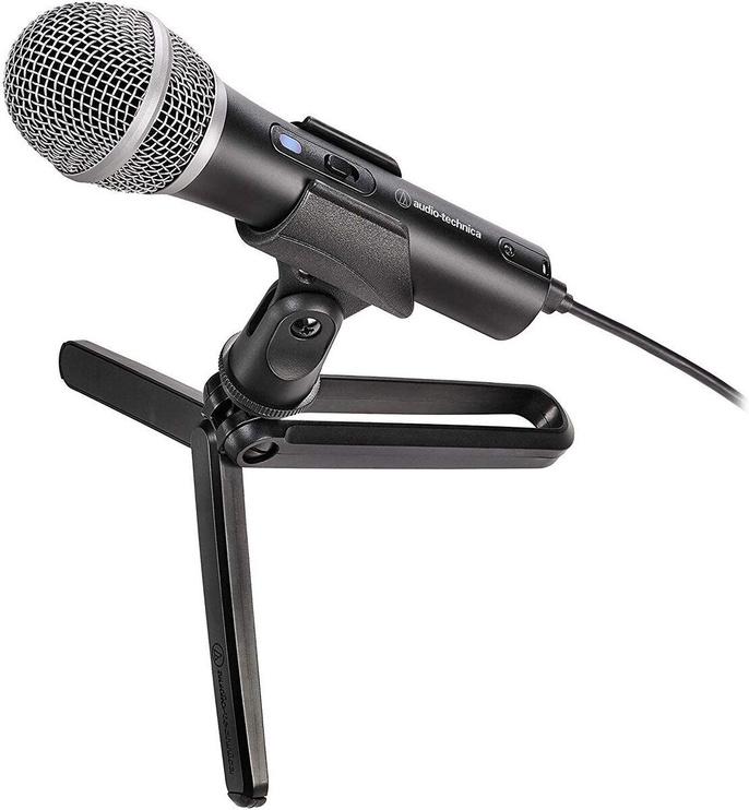 Микрофон Audio-Technica ATR2100x, черный