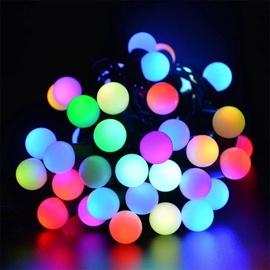Girlianda, 120 LED, spalvota, 9 m