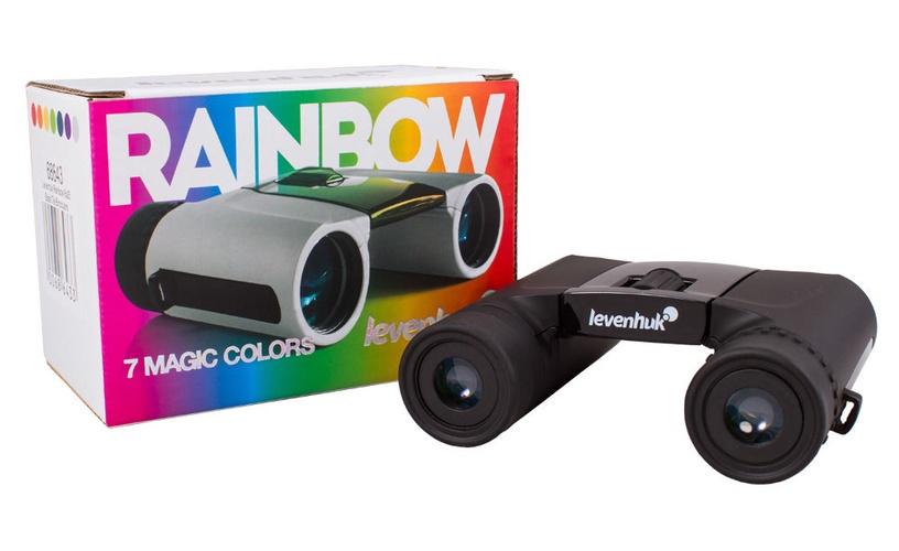 Levenhuk Rainbow 8x25 Black Tie Binoculars