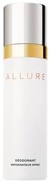 Chanel Allure 100ml Deodorant
