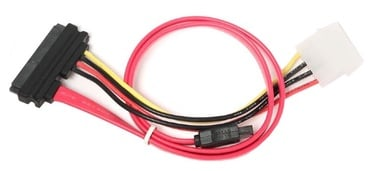 Gembird Cable SATA Power and Data / SATA Data and Molex 0.35m