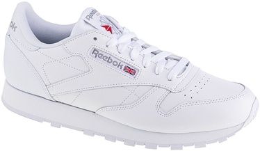 Reebok Classic Leather Shoes FV7459 White 45.5