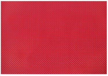 Home4you Textiline Placemat 30x45cm Red