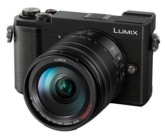 Panasonic LUMIX DC-GX9HE +14-140mm