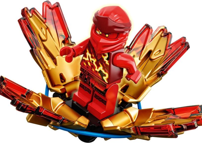 Конструктор LEGO®Ninjago 70686 Шквал Кружитцу — Кай
