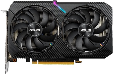 Asus Dual GeForce GTX 1660 Super Mini OC Edition 6GB GDDR6 PCIE DUAL-GTX1660S-O6G-MINI