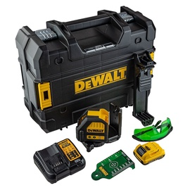 DeWALT DCE088D1G-QW Green Laser Level