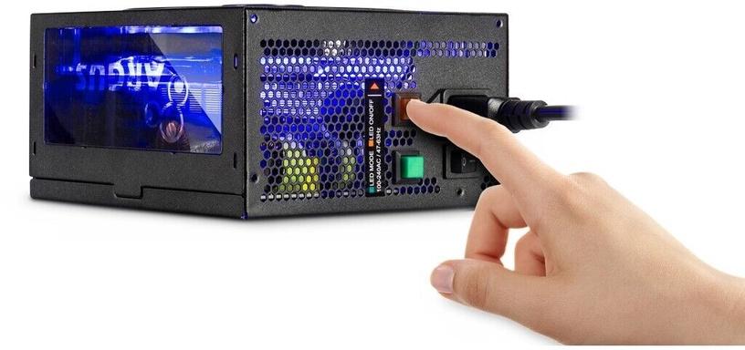 Inter-Tech Argus RGB-500W II