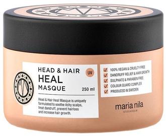 Juuksemask Maria Nila Head & Hair Heal, 250 ml