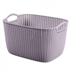 Krepšelis Curver Knit L 240292, 19 l., plastikas
