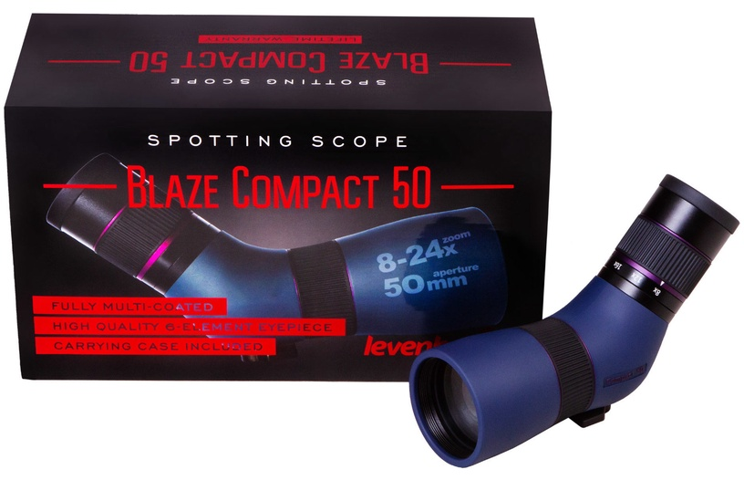 Levenhuk Blaze Compact 50 Spotting Scope