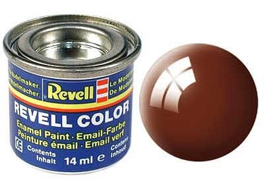 Revell Email Color 14ml Gloss RAL 8003 Mud Brown 32180