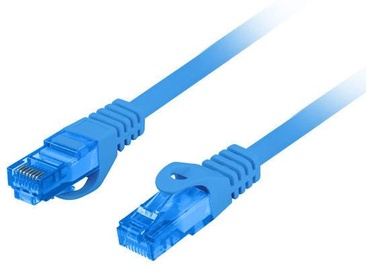 Lanberg S/FTP CAT.6A Patchcord 20m Blue
