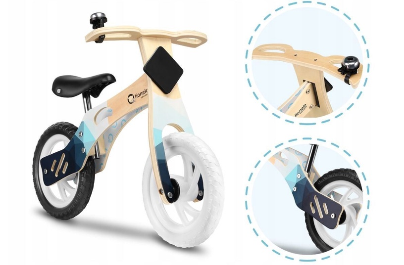 Lionelo Willy Balance Bike Indy