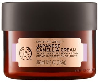 The Body Shop Body Cream 350ml Japanese Camellia