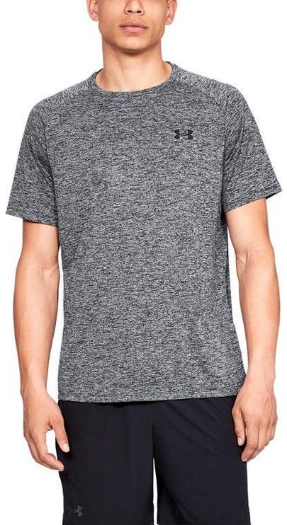 Футболка Under Armour Tech 2.0 Short Sleeve Shirt 1326413-002 Grey S