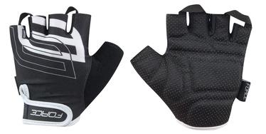 Перчатки Force Sport Short Gloves, черный, L