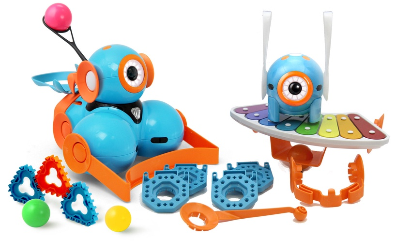 Wonder Workshop Robot Accessories Kit For Dash And Dot WP04