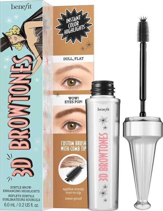 Benefit 3D Browtones Eyebrow Enhancer 6ml 04