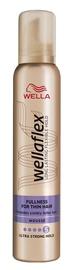 Wella Wellaflex Fullness Ultra Strong Hair Mousse 200ml