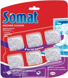 Somat Machine Cleaner Caps 6pcs