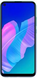 Мобильный телефон Huawei P40 Lite E Dual, синий, 4GB/64GB (поврежденная упаковка)/10