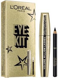 L´Oreal Paris Volume Million Lashes Mascara 9ml Black + Le Khol By Superliner Black
