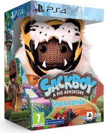 PlayStation 4 (PS4) mäng Sackboy: A Big Adventure Special Edition PS4