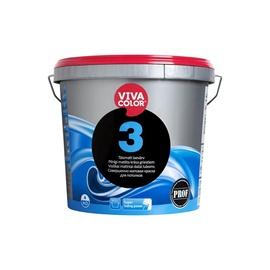 Laevärv Vivacolor 3; 4,8L valge AP-alus