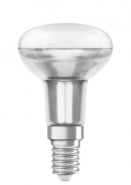Led lamp Bellalux R50, 4,3W, E14, 2700K, 345lm