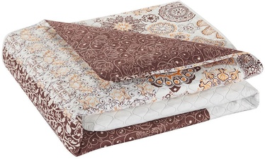 DecoKing Alhambra Bedcover Brown/Orange 170x270