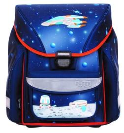 Школьный рюкзак Tiger 1712A, синий/белый