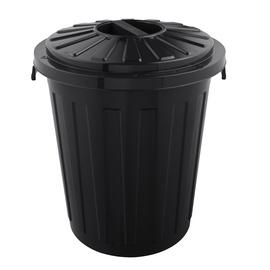 Atkritumu tvertne Keeeper Mats Maxi-Bin Black, 23 l