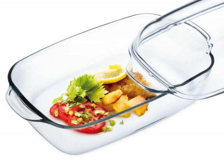Simax Glass Casserole Dish 3.2l