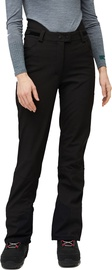Audimas Womens Ski Trousers Black 160/40