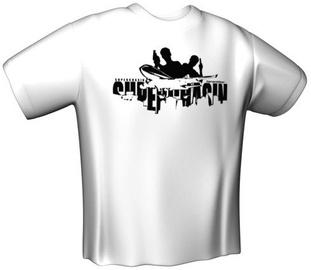GamersWear Superchasin T-Shirt White M
