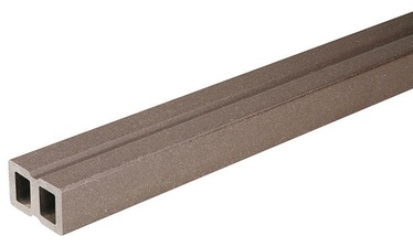 Skersinė WPC sija terasinei lentai,  30 x 50 x 2400 mm