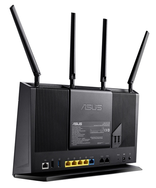 Asus DSL-AC87VG Modem Router + Asus RP-AC87 Repeater