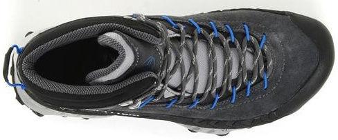 La Sportiva TX4 Mid Woman Carbon/Cobalt Blue 42