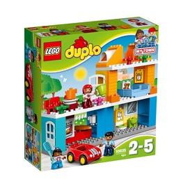 Konstruktorius LEGO Duplo, Šeimos namas 10835