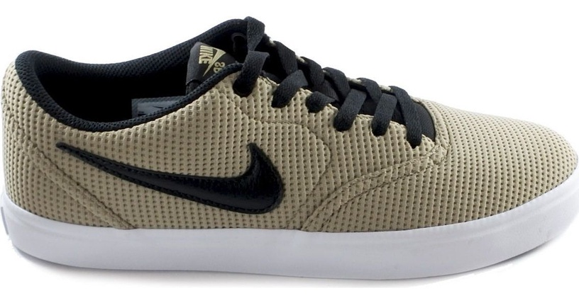 Nike Shoes SB Check Solarsoft Canvas 843896-200 Beige 42