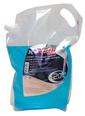 Turtle Wax Winter Windshield Cleaner 3l