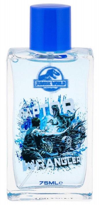 Туалетная вода Universal Jurassic World EDT, 75 ml