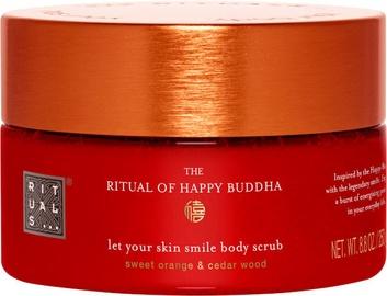 Kūno šveitiklis Rituals Happy Buddha, 250 g