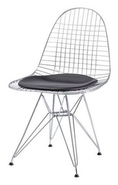 Ēdamistabas krēsls MN Intel Black 2699056, 1 gab.