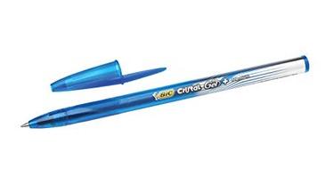 Gelinis rašiklis Bic Cristal 919234, 0.7 mm, mėlynas