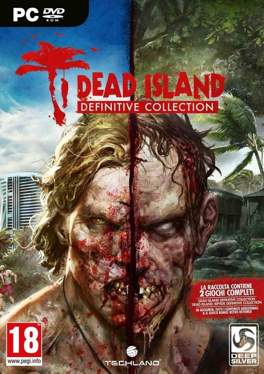 Dead Island Definitive Collection 2 Complete Games PC